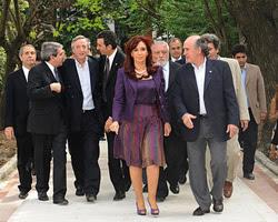 Ministros bravíos de La Doctora