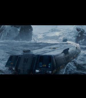 Chine: Les places d'une Arche de Noé permettant d'échapper à l'Apocalypse mises en vente