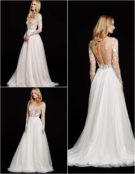 Hayley Paige Wedding Dresses 2015   MODwedding