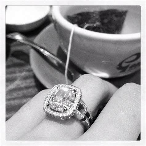 Canturi Metropolis diamond engagement ring by Stefano