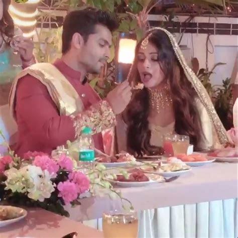 Shoaib Ibrahim and Dipika Kakar's wedding reception pics