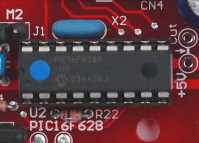 Giới thiệu PIC16F628