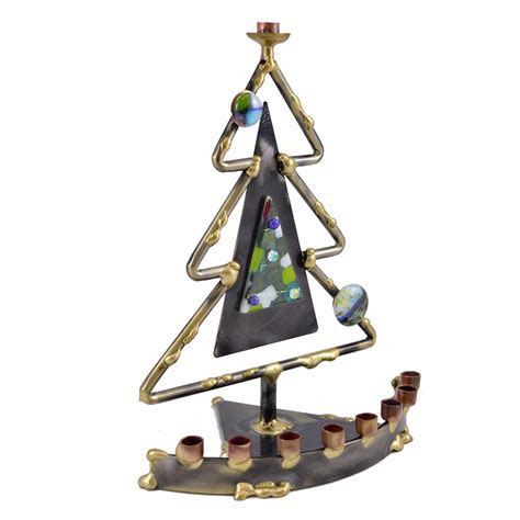 Interfaith December Holiday Gifts   Hanukkah Menorah