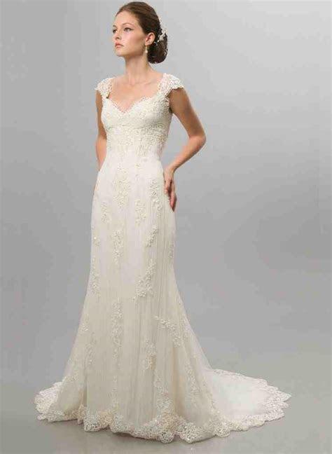 Wedding Dresses For Older Second Time Brides   Wedding and
