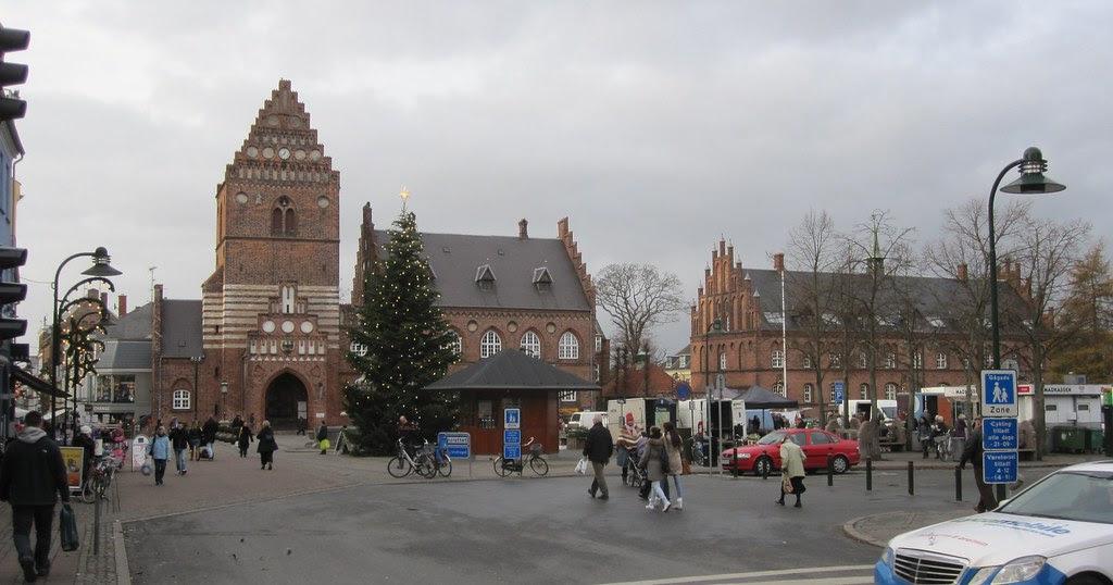 Old City Hall December