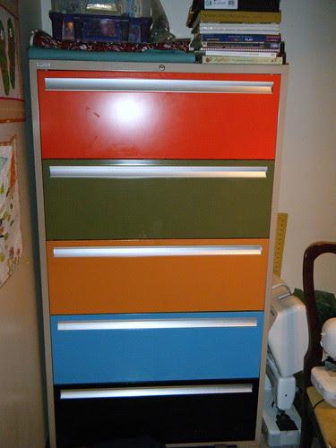 Vintage Cabinet