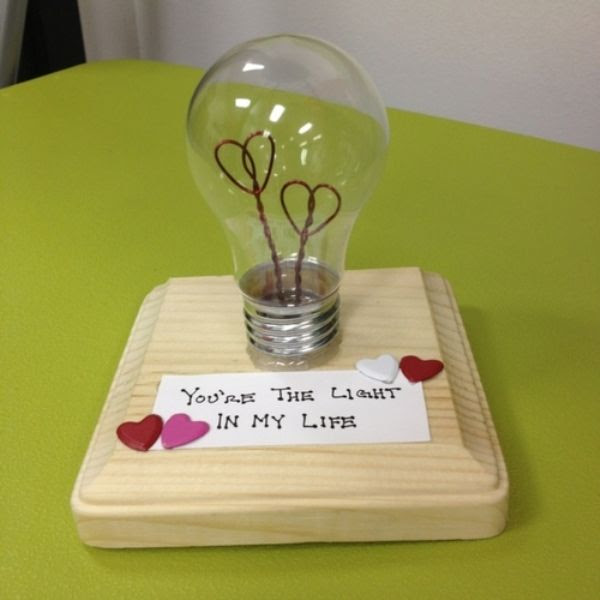 Homemade Valentines Day Gifts For Him Pinterest
