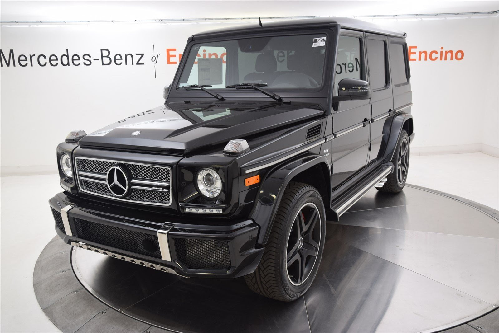 New 2016 Mercedes-Benz G-Class G 65 AMG® SUV SUV in Encino ...
