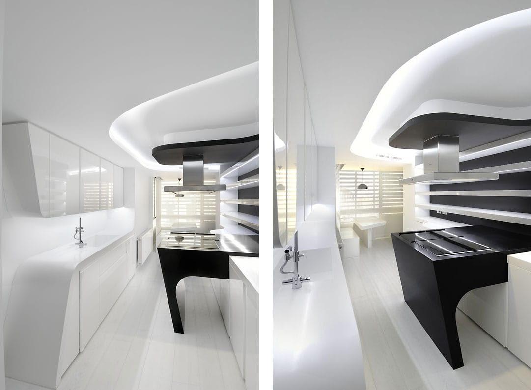 Eine extrem schicke Maisonette in Spanien - fresHouse