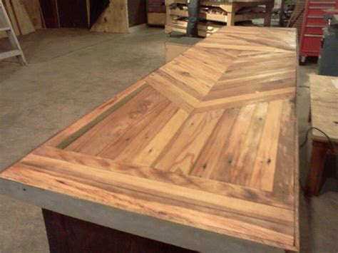 advanced woodworking salvaged buffet table buildipedia