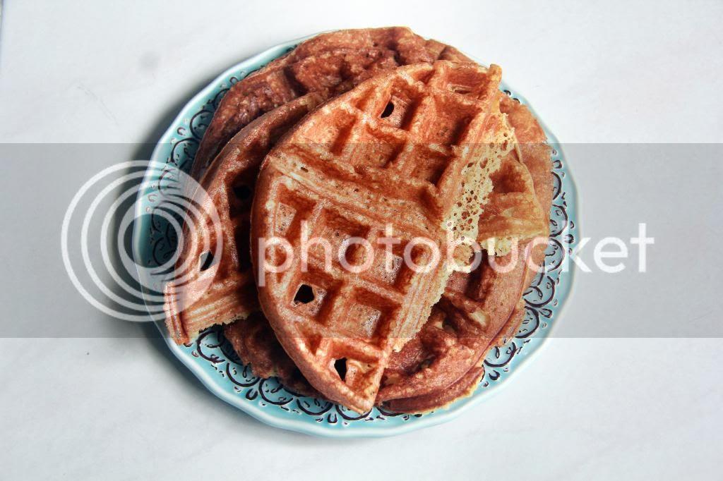 dessert - favorite belgian waffles