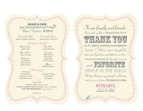 Wedding Programs on Pinterest   Fan Programs, Program Fans