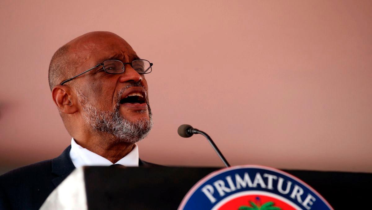 Haitis getöteter Präsident: Jetzt wird der Regierungschef selbst verdächtigt