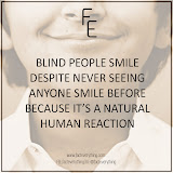 Blind People's Smiles