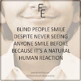 Blind People's Smiles