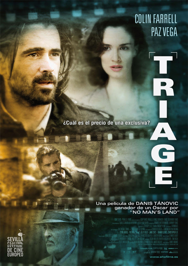 Triage (Danis Tanovic, 2.009)