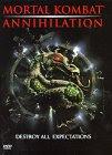"Cover of ""Mortal Kombat: Annihilation"""