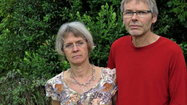 Rolf and Ute Kleine, of Takaka, say they were made to feel like terrorists when police searched their home and business as part of an investigation into a 1080 contamination scare.