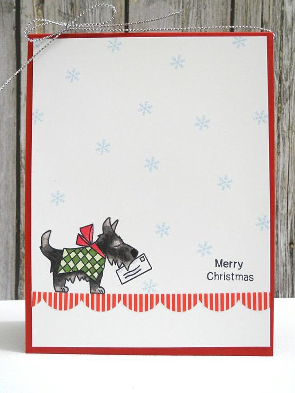 Scottie Dog Christmas