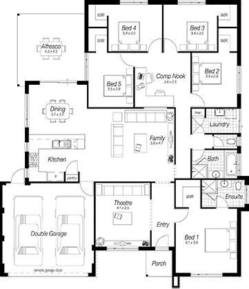 small house designs perth  warnell complete homes