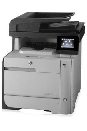 HP Color LaserJet Pro 500 MFP m476 direita