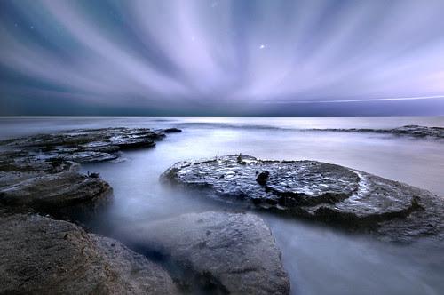 Cloud Trails by dan barron photography - landscape work
