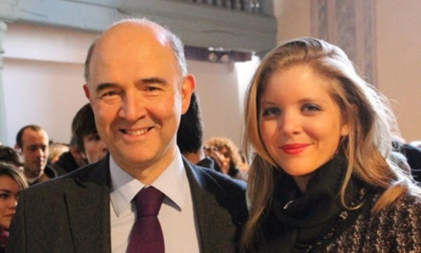 Pierre-Moscovici-Marie-Charline-Pacquot