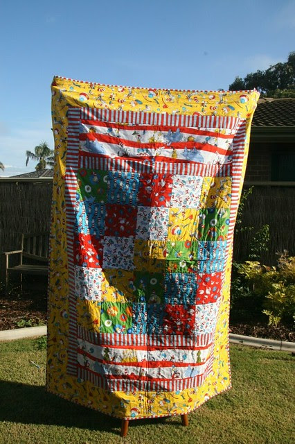 A quilt for Shayla