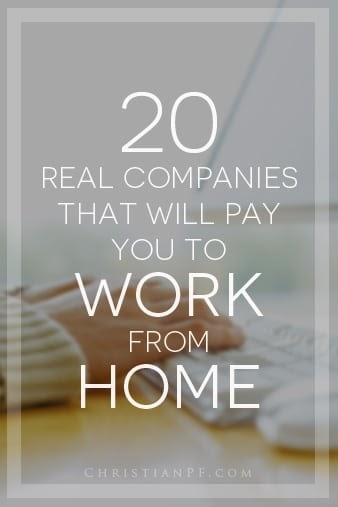 Work at Home Job Leads  Real Ways to Earn