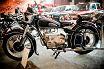 Motocykl IFA BK 350, rocznik 1958 - miniatura