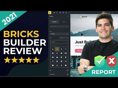 Bricks Wordpress Page Builder Review