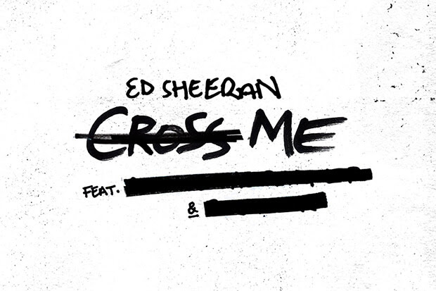 "Ed Sheeran Announces ""Cross Me"" to Drop on Friday, Featuring Two Mystery Collaborators"