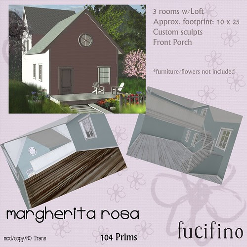 [f] fucifino.margherita rosa for Moody Mondays