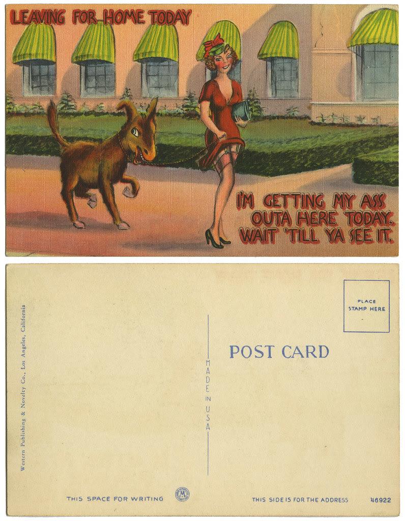 Western Publishing_donkey_tatteredandlost