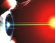 L'occhio bionico (l'immagine della Bbc)