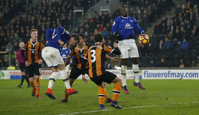 Everton x Hull City (Foto: Andrew Yates/Reuters)