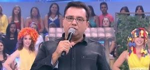 Geraldo Luís (Foto: Reprodução/ TV Record)