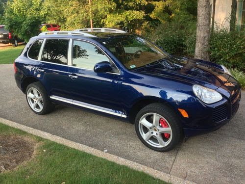 Sell Used 2006 Porsche Cayenne Turbo S Sport Utility 4 Door