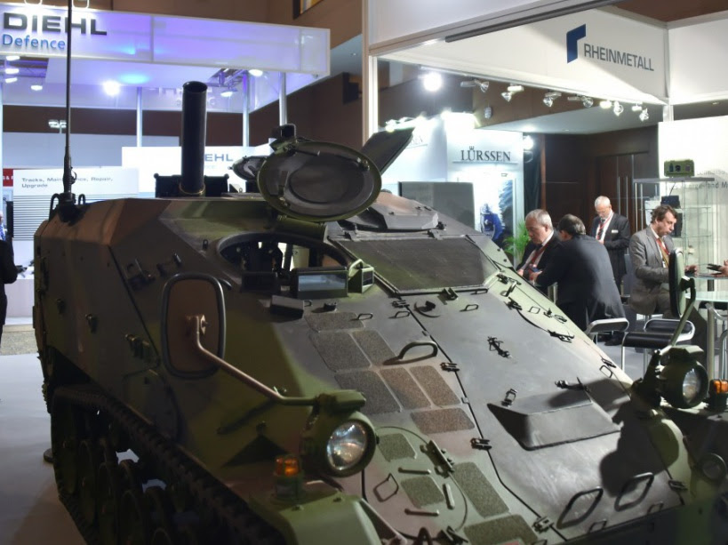 Challenges - Rheinmetall