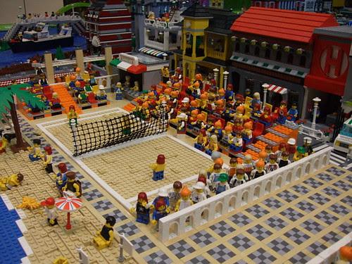 LEGO Sport City by HKLUG