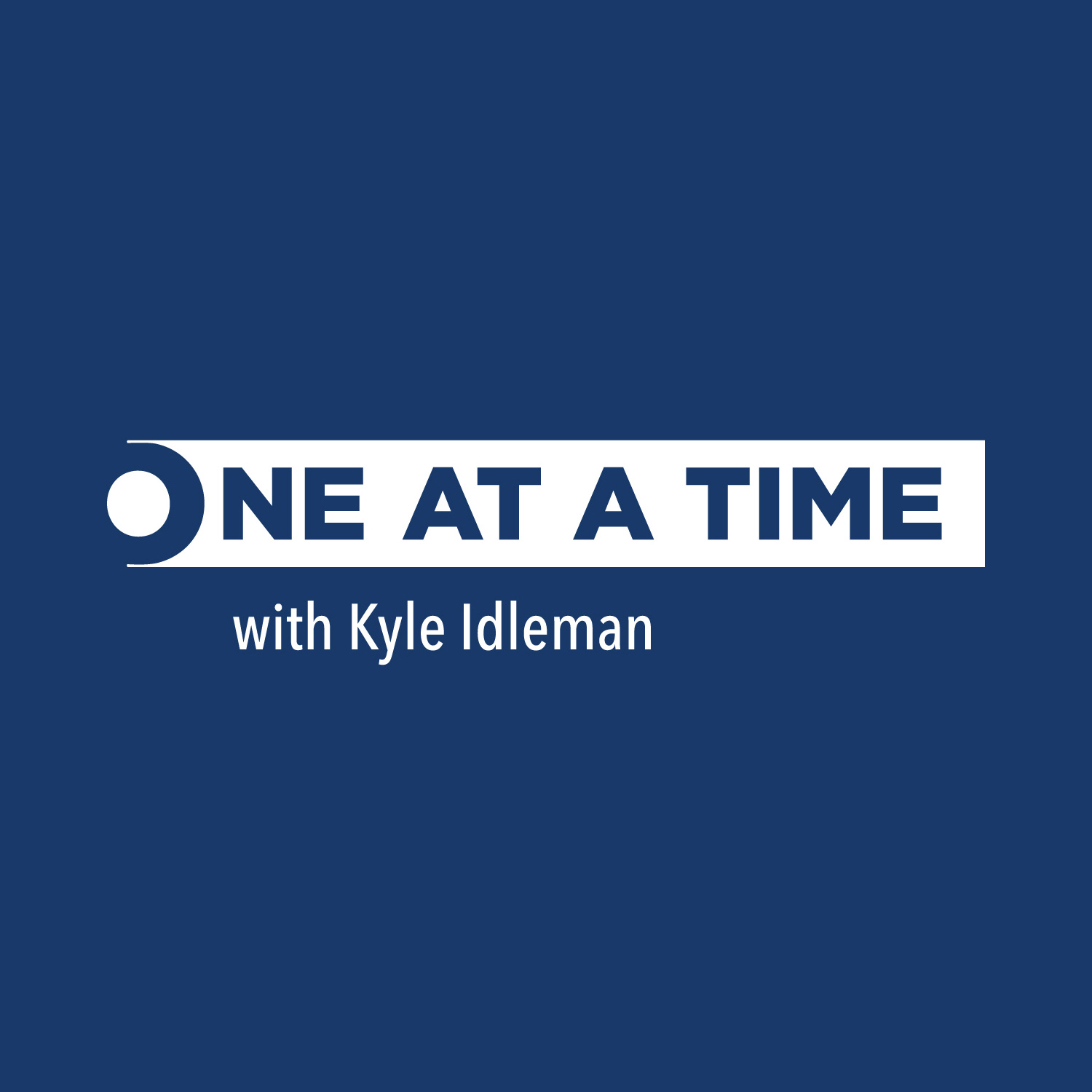 Image result for one at a time kyle idleman