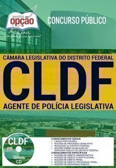 Apostila Concurso CLDF 2017 | AGENTE DE POLÍCIA LEGISLATIVA