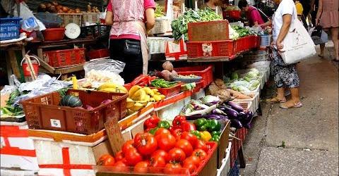 Chợ Hong Kong có gì khác chợ Việt Nam không? Wet Market in Hong Kong