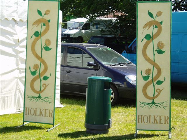Lord Cavendish - Holker House - serpent