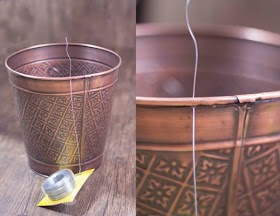How To Make Diy Table Lamp Pictures