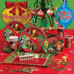 A Christmas Story Deluxe Party Kit