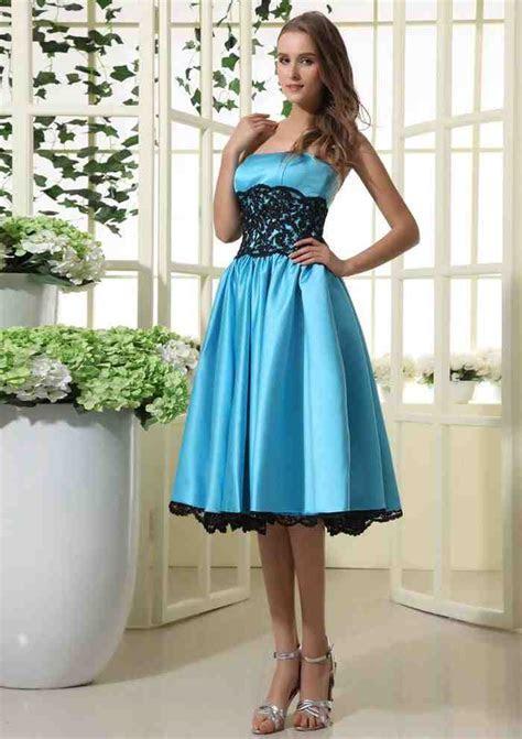 Black And Blue Bridesmaid Dresses   Wedding and Bridal