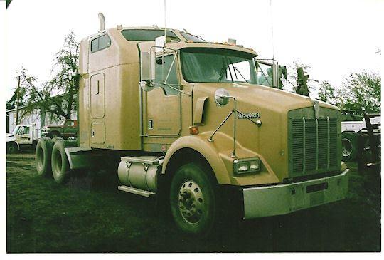 1998 Kenworth T800   TPI