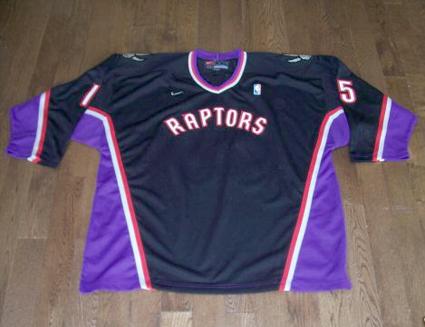 Raptors jersey