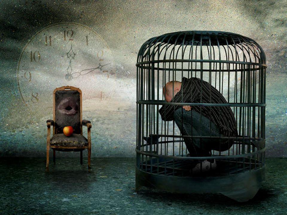 Risultati immagini per anima in gabbia